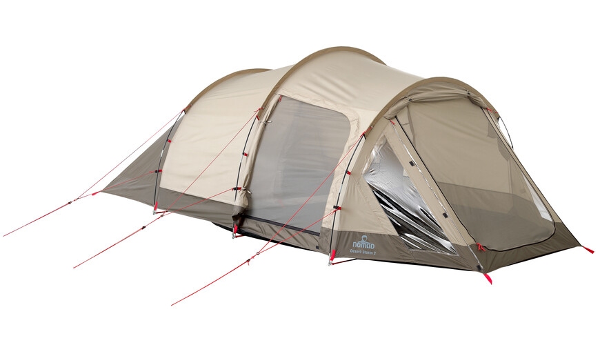 Nomad Desert Storm 2 teltta , beige